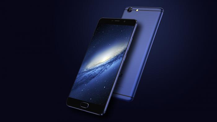 Новые подробности о Elephone R9: JDI дисплей, сапфировый синий цвет корпуса и другое – фото 3