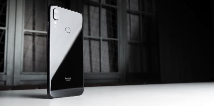 Как сделать царь-смартфон из Redmi Note 7