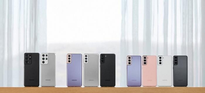 Представлены Samsung Galaxy S21, Galaxy S21+ и Galaxy S21 Ultra – фото 1