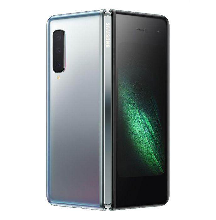 Представлен складной Samsung Galaxy Fold: время сгибать – фото 2