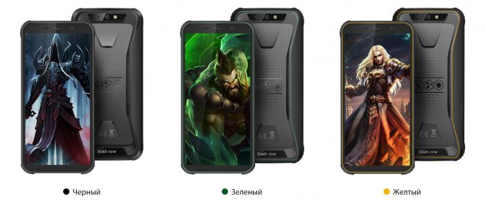 Улучшенный защищенный смартфон Blackview BV5500 Pro всего за $89.99 – фото 3