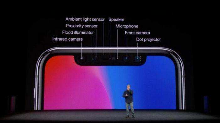 Leagoo S9 — клон iPhone X привезут на MWC 2018 – фото 2
