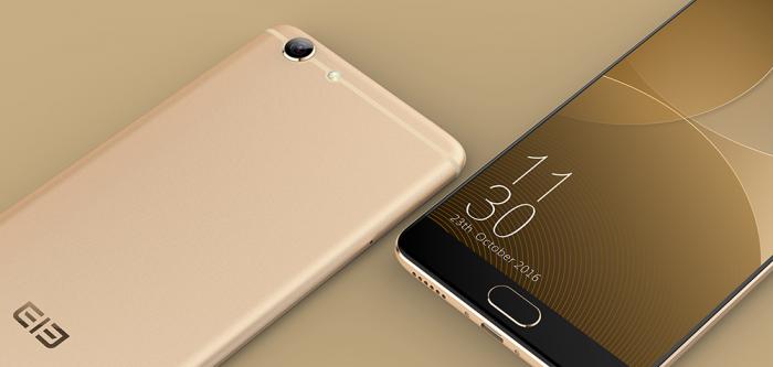 Новые подробности о Elephone R9: JDI дисплей, сапфировый синий цвет корпуса и другое – фото 4