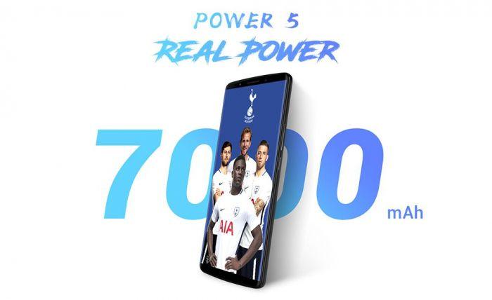 Leagoo Power 5: аккумулятор на 7000 мАч и поддержка 65 Мп Ultra-HD – фото 2