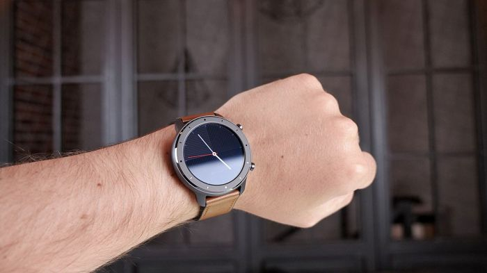 Обзор Xiaomi Amazfit GTR – самые долгоиграющие часы – фото 2