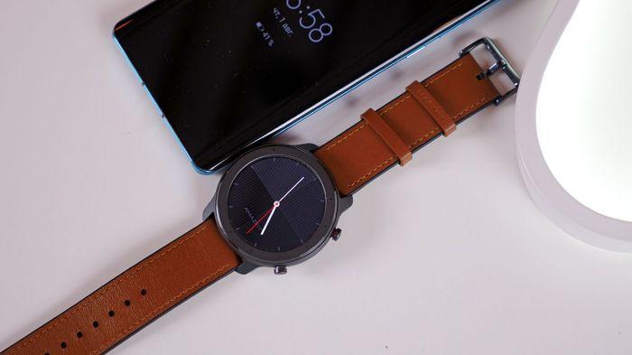 Обзор Xiaomi Amazfit GTR – самые долгоиграющие часы – фото 3
