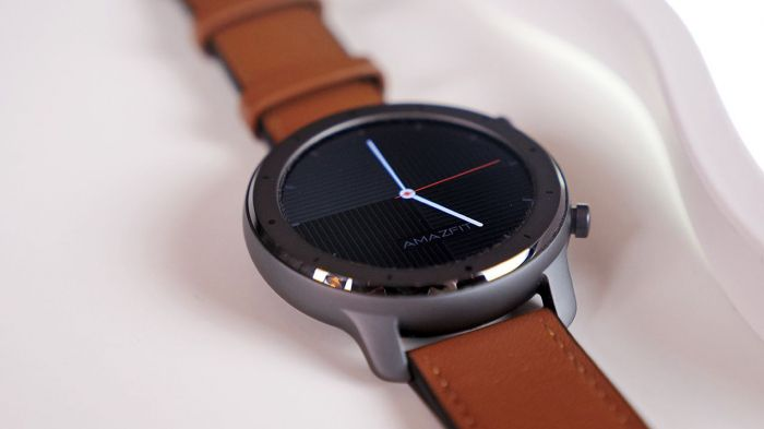Обзор Xiaomi Amazfit GTR – самые долгоиграющие часы – фото 4