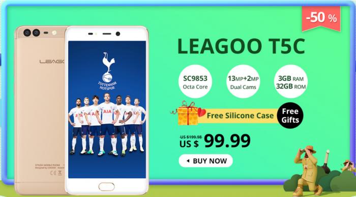Leagoo празднует день рождения скидками на смартфоны до 50% – фото 4