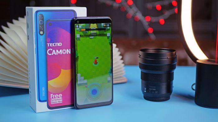 Tecno Camon 12 Air – когда казалось, что вариантов нет – фото 5