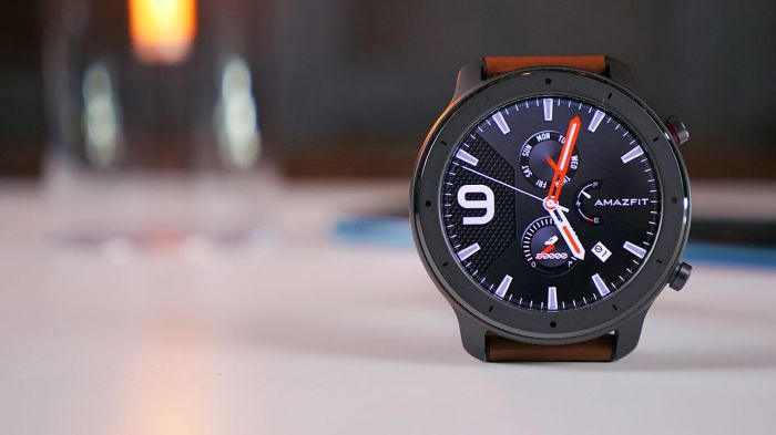 Обзор Xiaomi Amazfit GTR – самые долгоиграющие часы – фото 5