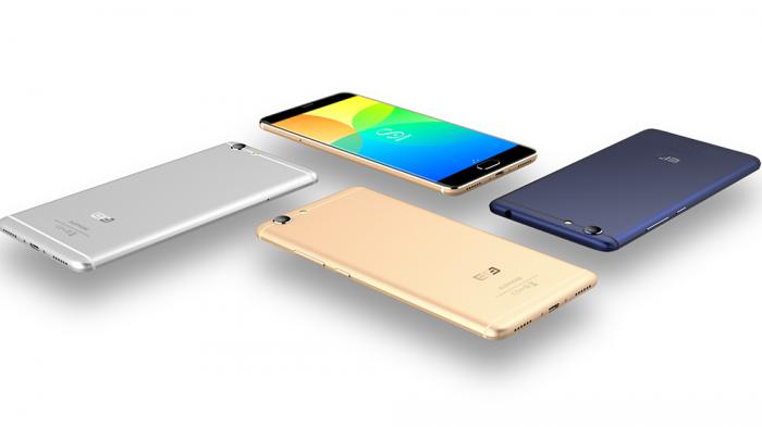 Новые подробности о Elephone R9: JDI дисплей, сапфировый синий цвет корпуса и другое – фото 5