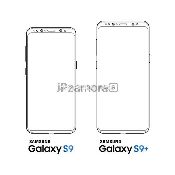 У Samsung Galaxy S9 сканер отпечатков пальцев будет там, где и ждали – фото 4
