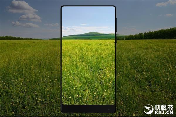 Шпионское фото Xiaomi Mi MIX 2. Он ужасен? – фото 2