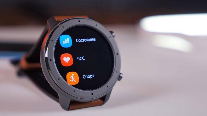 Обзор Xiaomi Amazfit GTR – самые долгоиграющие часы – фото 6
