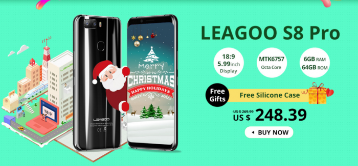 Leagoo празднует день рождения скидками на смартфоны до 50% – фото 6