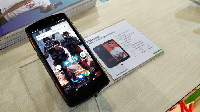 Leagoo S10 и другие смартфоны показали на выставке Global Sources Consumer Electronics 2018 – фото 4