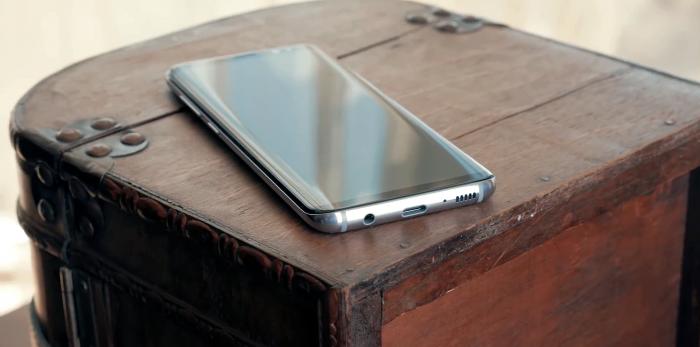 высокая автономность Samsung Galaxy S8