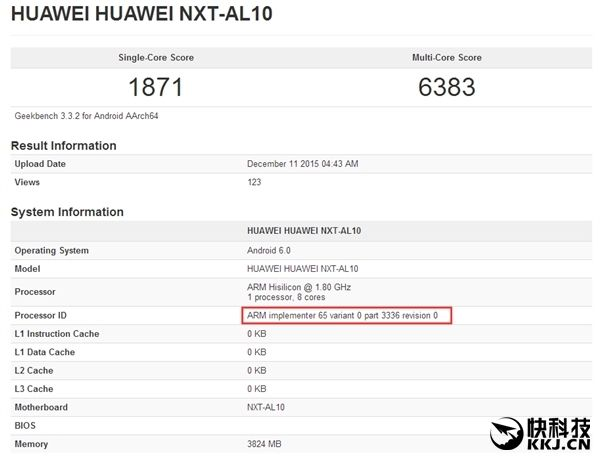 Huawei P9 или Honor 7: чей результат показался в бенчмарк-тесте – фото 2