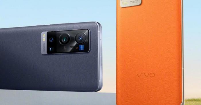 Изображения и характеристики камеры Vivo X60 Pro+ – фото 2