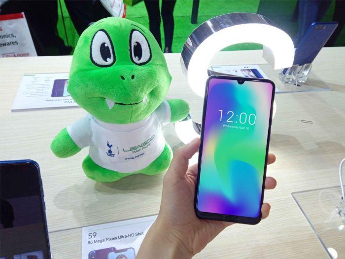 Leagoo S10 и другие смартфоны показали на выставке Global Sources Consumer Electronics 2018 – фото 3