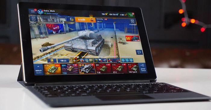 CHUWI HiPad - бюджетный игровой планшет – фото 7