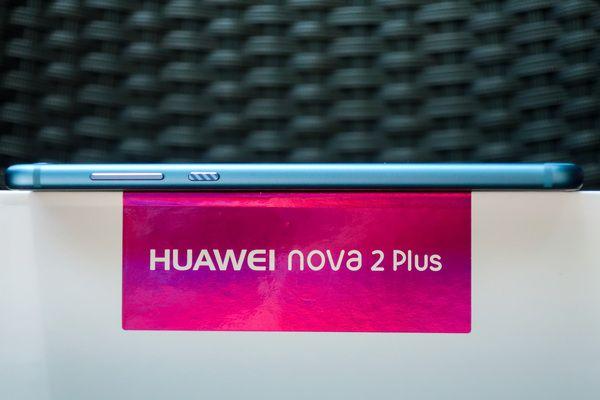 Анонс Huawei Nova 2 и Nova 2 Plus: мобильники с привлекательной наружностью и акцентом на камеры – фото 7