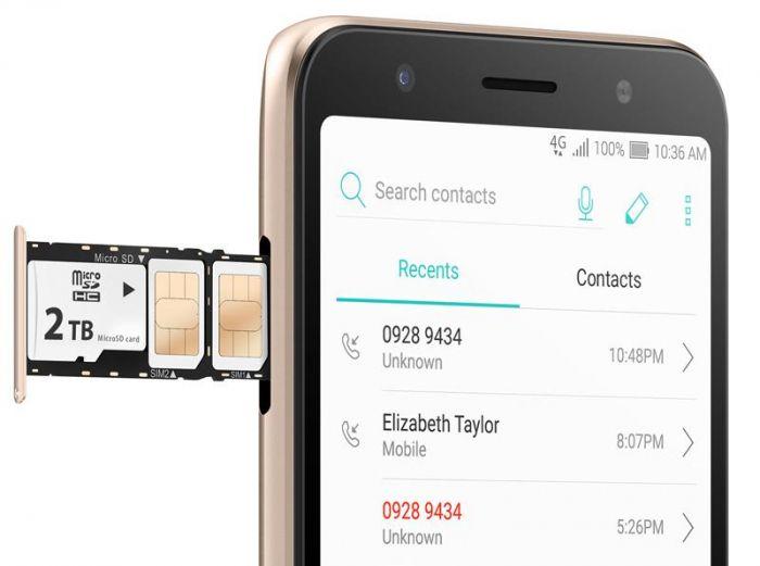 Android Go смартфон ASUS ZenFone Live L1 поступил в продажу по цене $110 – фото 3