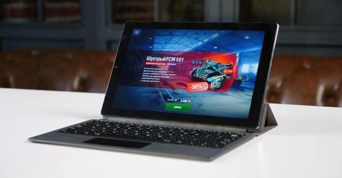 CHUWI HiPad - бюджетный игровой планшет – фото 8