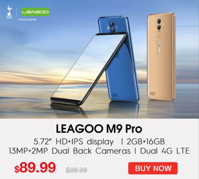 Распродажа от Leagoo: не пропусти свою скидку – фото 5