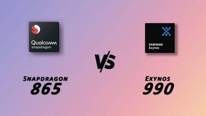 Samsung не видит разницы в производительности Exynos 990 и Snapdragon 865 – фото 1