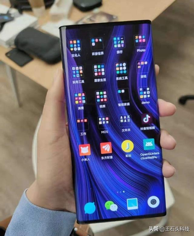 Xiaomi Mi MIX Alpha на «живых» снимках и видео – фото 5