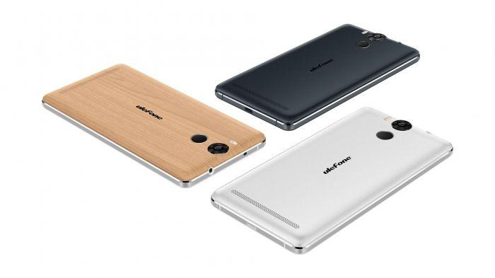 Ulefone Power: смартфон с аккумулятором 6050 мАч дебютировал – фото 2