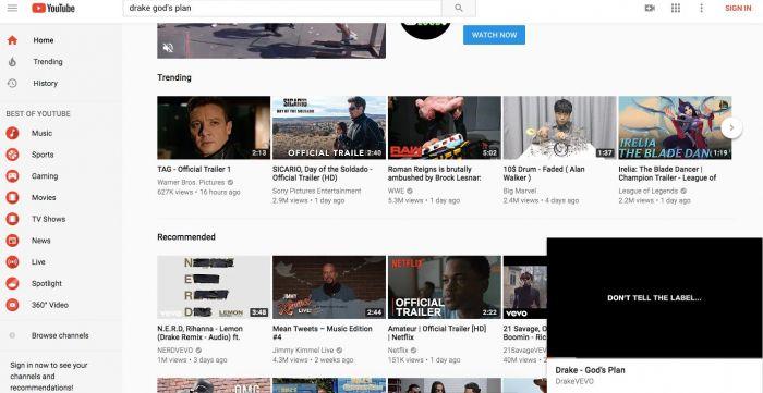 YouTube тестирует режим плавающего окна в браузере вашего ПК – фото 2