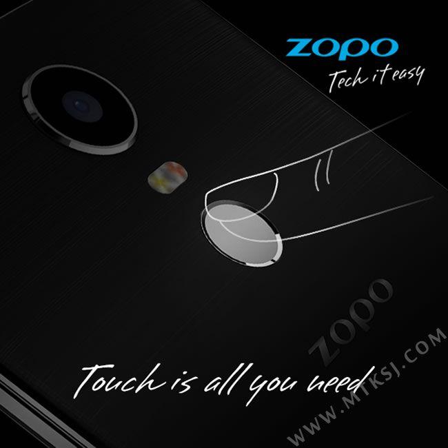 Zopo Speed 8: новая порция подробностей о флагмане с Helio X20 – фото 1