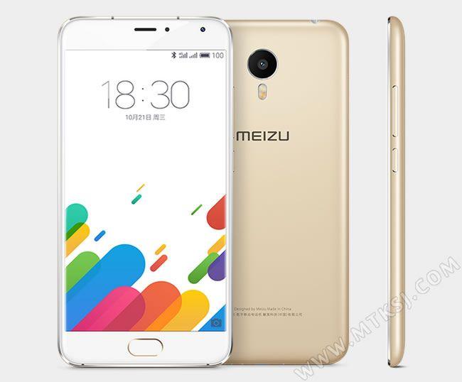 Meizu Blue Charm Metal в модификации с МТ6753 теперь и в золотом цвете – фото 1