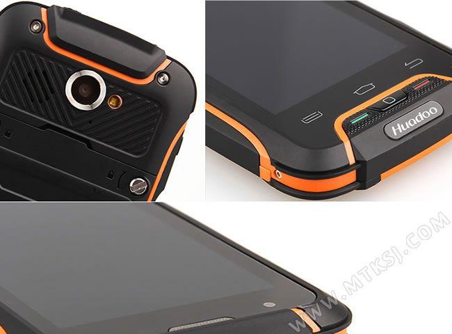 Защищенный смартфон Huadoo V3 теперь с поддержкой 4G-сетей благодаря смене процессора на МТ6735 – фото 1