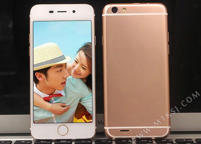 Fitch i6S – клон iPhone 6S с 4,5-дюймовым экраном всего за $74 – фото 1