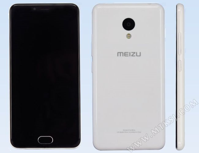 Meizu M3 (M3 mini, Blue Charm 3): новые изображения демонстрирующие наличие 2.5D стекла на лицевой панели – фото 2