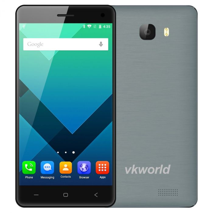 VKworld T5 и T5 SE: смартфоны проверили на прочность – фото 1
