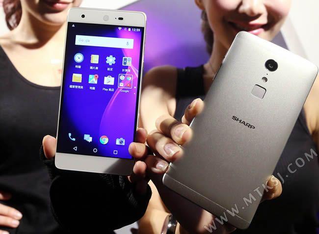 Sharp Z2 с процессором как у Xiaomi Redmi Note 4 и Meizu MX6 оценили в $284 – фото 2