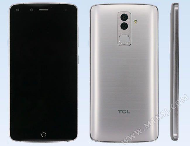 TCL 598 с двумя тыльными камерами и 10-ядерным Helio X20 станет флагманом бренда – фото 1