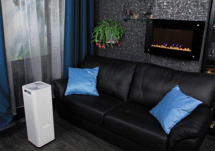 Xiaomi Mi Air Purifier Max очистит воздух в больших помещениях – фото 2