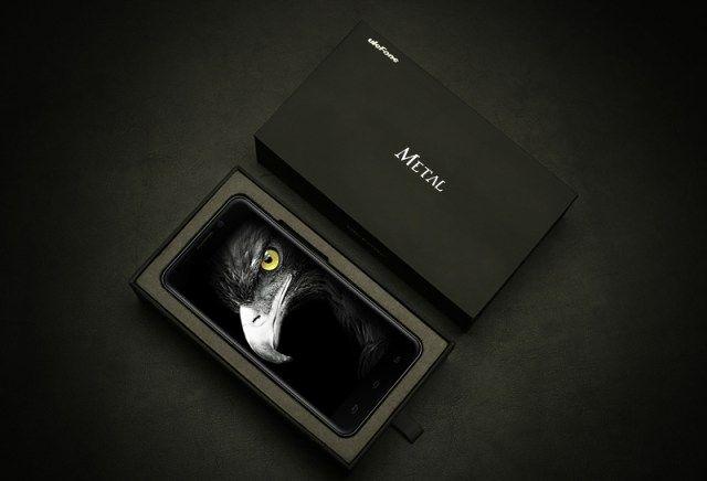 Ulefone Metal – доступный безрамочный смартфон в металлическом корпусе и с 3 Гб оперативки – фото 2