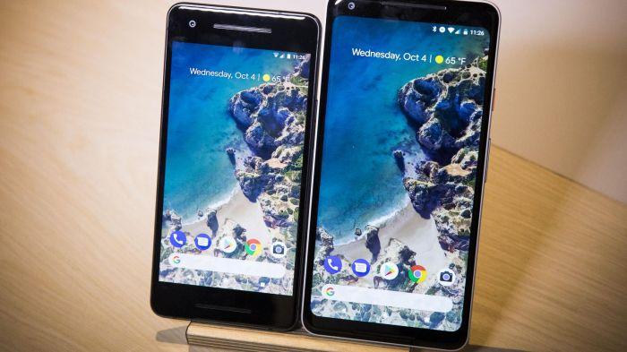 Дисплей Google Pixel 2 XL вновь «радует» пользователей проблемой – фото 1