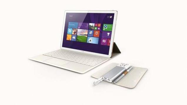 Huawei Matebook – первый гибридный планшет на Windows 10 – фото 2