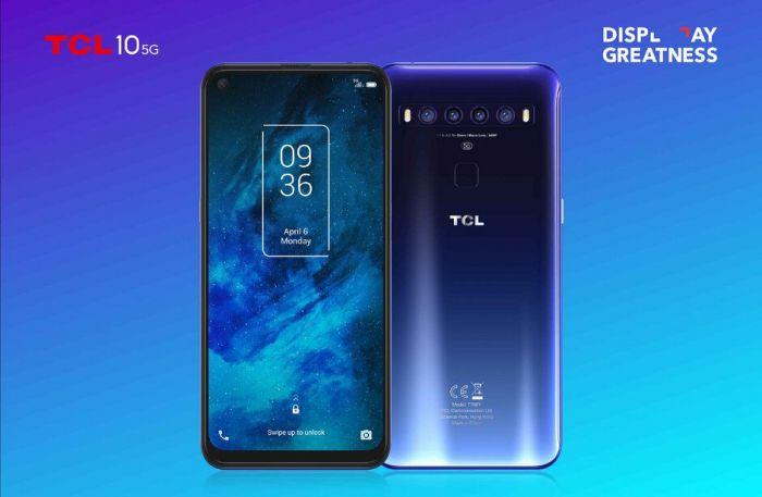 TCL 10 Pro, TCL 10L и TCL 10 5G: объявлены характеристики и цены – фото 1