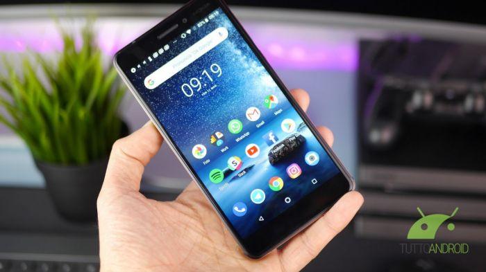 Nokia 6 (2018) проверили на прочность – фото 1