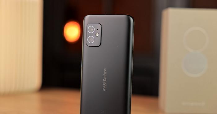 Asus Zenfone 8 блок камер