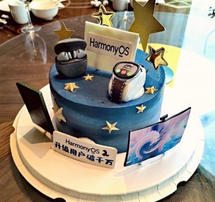 10 миллионов! Таков охват устройств HarmonyOS 2.0 – фото 1