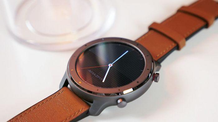 Обзор Xiaomi Amazfit GTR – самые долгоиграющие часы – фото 10